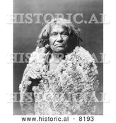 Historical Image of Espon Unzo Owa 1903 - Black and White by Al