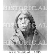 Historical Photo of Quniaika 1903 - Black and White by Al