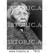 Historical Photo of Hleastunuh 1913 - Black and White by Al